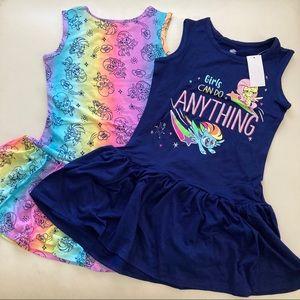 My little pony cute soft dresses 2172